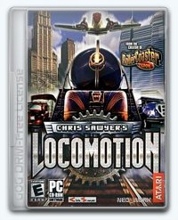 Chris Swayer's Locomotion (2004) PC | Лицензия