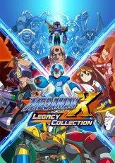 Mega Man X Legacy Collection (2018) PC | Лицензия