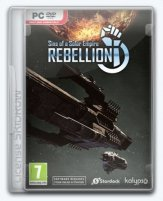Sins of a Solar Empire - Rebellion [v 1.94] (2012) PC | Лицензия