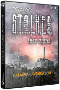 S.T.A.L.K.E.R.: Lost Alpha. Developer's Cut [1.4007] (2017) PC | Repack от SeregA-Lus