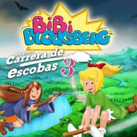 Bibi Blocksberg - Big Broom Race 3 (2018) PC | RePack от Other s