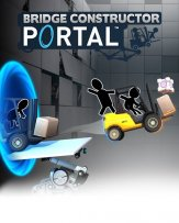 Bridge Constructor Portal (2017) PC | Пиратка