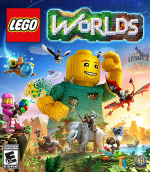 LEGO Worlds: Classic Space Pack (2017) PC | Лицензия
