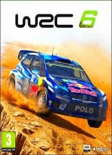 WRC 6 FIA World Rally Championship (2016) PC | Лицензия