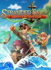 Stranded Sails - Explorers of the Cursed Islands (2019) PC | Лицензия
