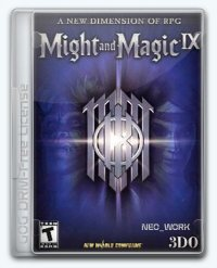 Might and Magic 9 (2002) PC | Лицензия