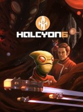 Halcyon 6: Starbase Commander
