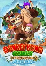 Donkey Kong Country: Tropical Freeze (2014) PC | Пиратка