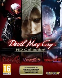 Devil May Cry HD Collection (2018) PC | Лицензия