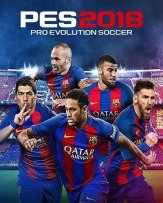 PES 2018 / Pro Evolution Soccer 2018: FC Barcelona Edition (2017) PC | RePack от xatab