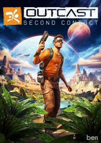 Outcast - Second Contact (2017) PC | RePack от xatab