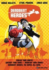 Deadbeat Heroes (2017) PC | Лицензия