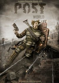 POSTWORLD (2018) PC | RePack от SpaceX