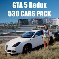 GTA 5 Redux 530 CARS PACK 1.0.944.2 & 1.0.877.1