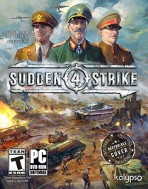 Sudden Strike 4 [v 1.00.19037 + 1 DLC] (2017) PC | RePack от xatab