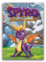Spyro Reignited Trilogy (2019) PC | RePack от xatab