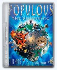 Populous: The Beginning (1998) PC | Лицензия