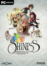 Shiness: The Lightning Kingdom (2017) PC | Лицензия