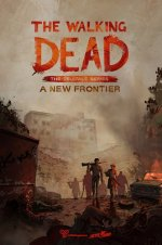 The Walking Dead: A New Frontier - Episode 1-4 (2016) PC | Лицензия
