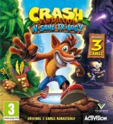 Crash Bandicoot N. Sane Trilogy (2018) PC | Лицензия