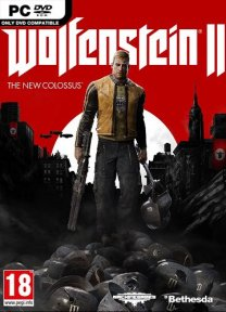 Wolfenstein II: The New Colossus [Update 5] (2017) PC | Repack от xatab