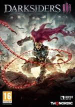 Darksiders III: Deluxe Edition [v 1.1] (2018) PC | Repack от xatab
