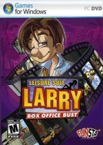 Leisure Suit Larry: Box Office Bust (2009) PC | Лицензия
