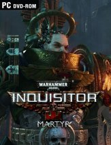 Warhammer 40,000: Inquisitor - Martyr (2018) PC | Лицензия