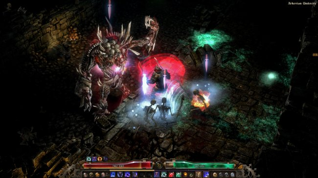 Grim Dawn [v 1.0.5.0 + DLC's] (2016) PC | RePack от xatab