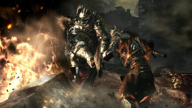 Dark Souls 3: Deluxe Edition [v 1.15 + 2 DLC] (2016) PC | RePack от xatab