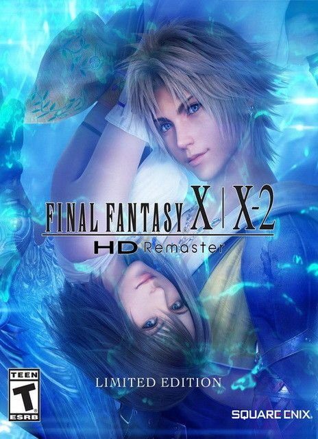 Final Fantasy X & X-2: HD Remaster