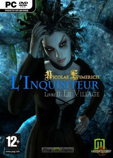 Nicolas Eymerich: The Inquisitor Book II - The Village