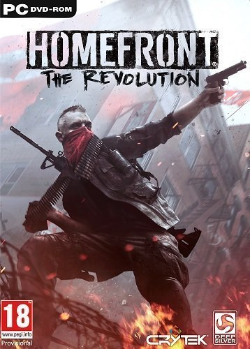 Homefront: The Revolution - Freedom Fighter Bundle [v 1.0781467(dcb0)] (2016) PC | RePack от xatab