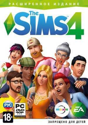 The Sims 4: Deluxe Edition [v 1.44.77.1020] (2014) PC | RePack от xatab