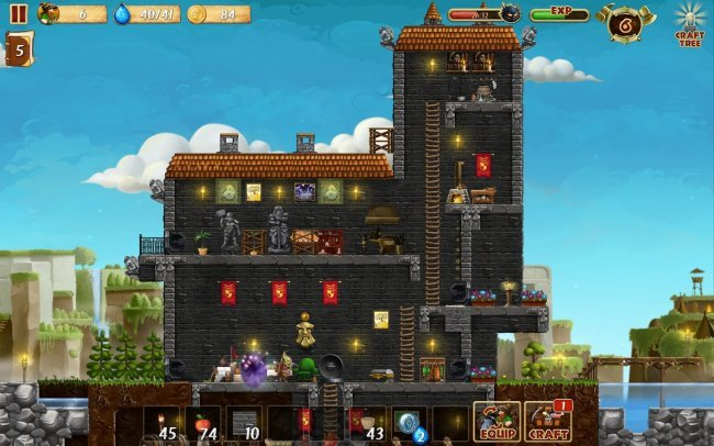 Craft The World [v 1.4.014] (2014) PC | Лицензия