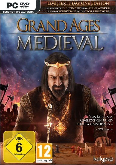 Grand Ages: Mediеval [v 1.1.2.21069 + 2 DLC] (2015) PC | RePack от R.G. Catalyst