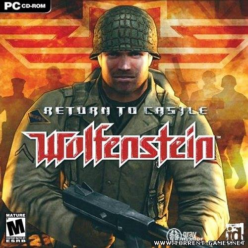 Return to Castle Wolfenstein. GOTY Edition