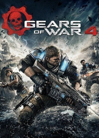 Gears of War 4 (2016) PC | Лицензия