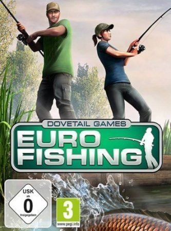 Euro Fishing: Urban Edition [+ 4 DLC] (2015) PC | RePack от xatab