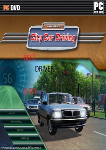 City Car Driving [v 1.5.6.1] (2016) PC | RePack от xatab