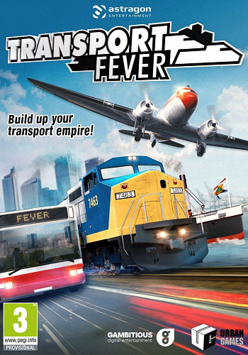 Transport Fever [Build 18381] (2016) PC | RePack от xatab