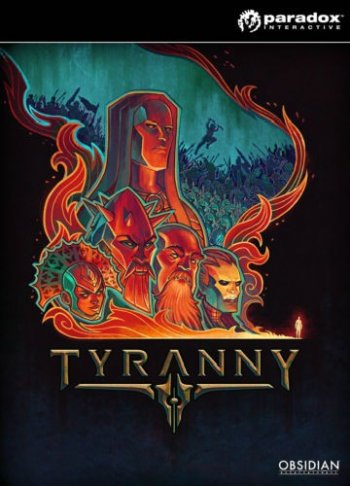 Tyranny: Gold Edition [v 1.2.1.0160 + DLCs] (2016) PC | RePack от xatab