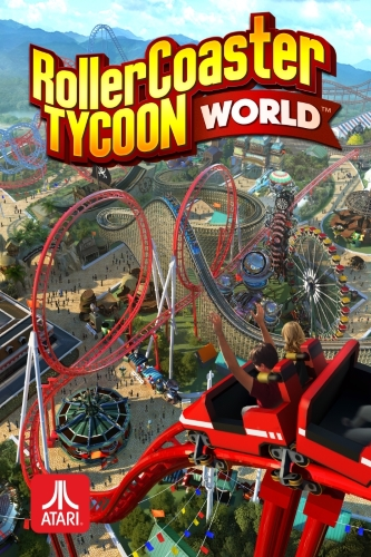 RollerCoaster Tycoon World