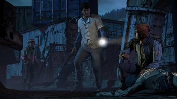The Walking Dead: A New Frontier - Episode 1-5 (2016) PC | Лицензия