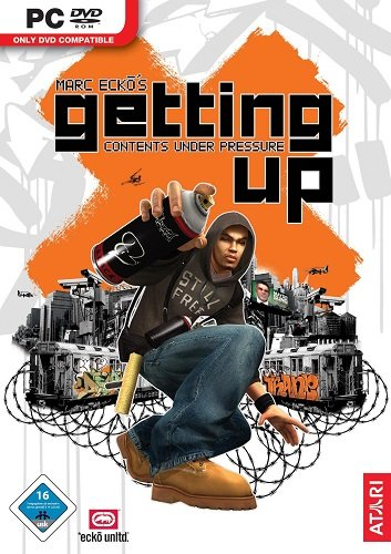 Marc Ecko's Getting Up: Contents Under Pressure (2006)