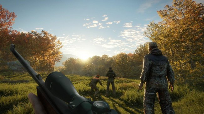 TheHunter: Call of the Wild [v 1.39] (2017) PC | RePack от xatab