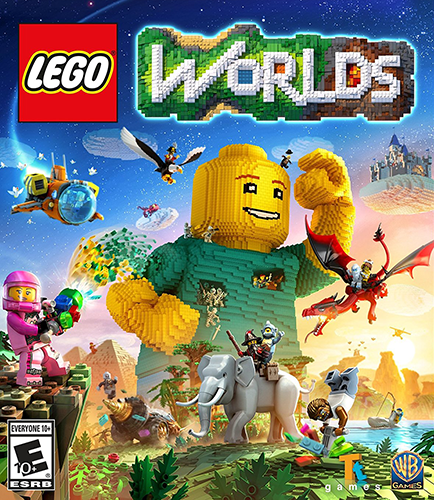 LEGO Worlds [Update 3 + 4 DLC] (2017) PC | RePack от qoob