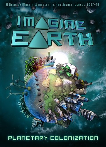 Imagine Earth (2014) PC | Alpha