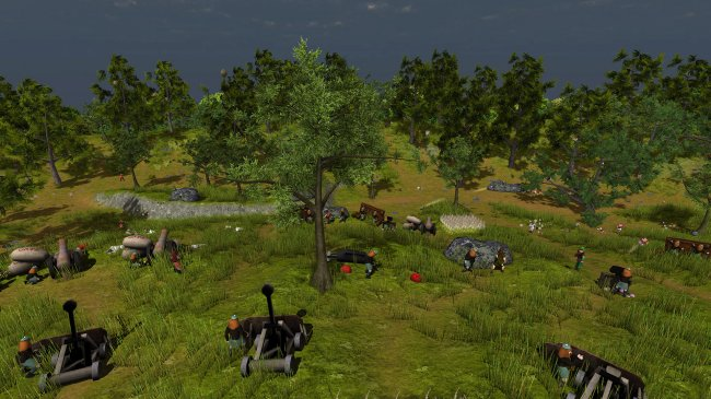 Defend The Highlands (2015) PC | Лицензия