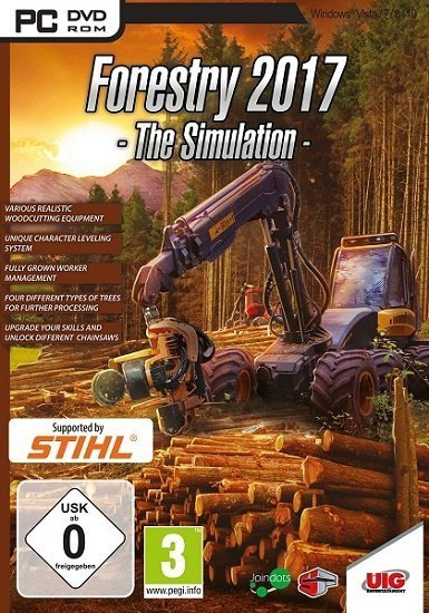 Forestry 2017 - The Simulation [v 1.0.0.1421] (2016) PC | RePack от qoob